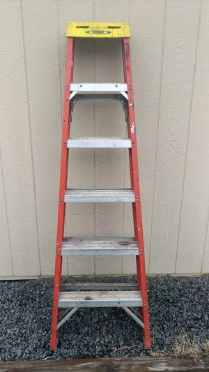 Werner Fibreglass Ladder for Sale in Alexandria, VA