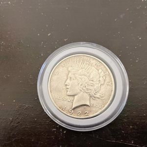 1922 Peace Silver Dollar for Sale in Fort Lauderdale, FL