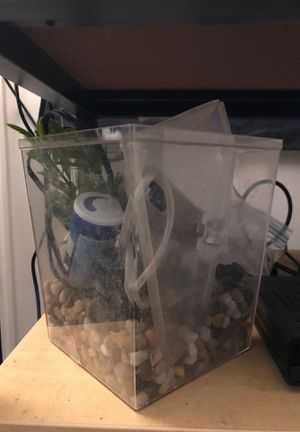 Electric fish tank for Sale in College Park, MD