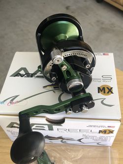 Avet MXL 6/4 MC Raptor Fishing Reel for Sale in Hacienda Heights,  CA
