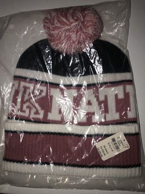BRAND NEW PINK BEANIE HAT! for Sale in Mount Pleasant, WI