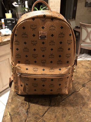 Mcm backpack for Sale in Lewisville, TX