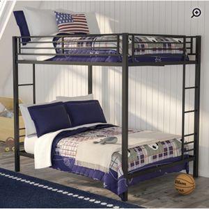 Double bed Bunk Bed for Sale in Roanoke, VA