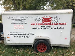 Mobile Car Wash and Detailing Business for Sale in Columbia, MO