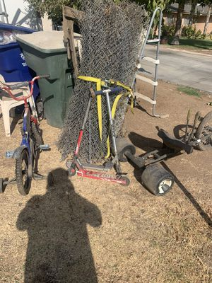 Free for Sale in Sanger, CA