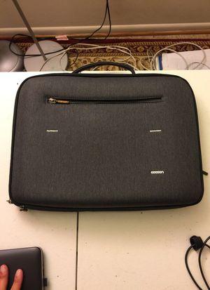 "15.5"" padded laptop case with extra compartments for Sale in Fairfax, VA"