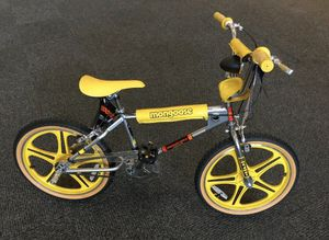 Brand new Stranger Things Mongoose Bike for Sale in Modesto, CA