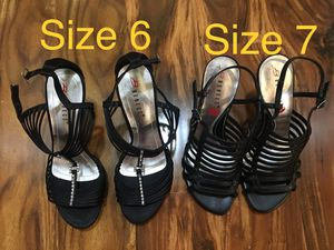 Bebece shoes high heel size 6 and 7 (still available) for Sale in Pacific, WA