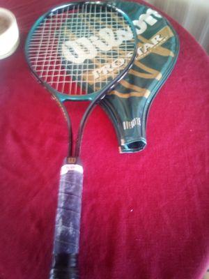 Wilson Pro Star oversize tennis racket for Sale in Tempe, AZ