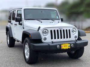 2017 Jeep Wrangler for Sale in Kirkland, WA