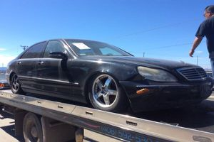 Mercedes Benz S class w220 parts for Sale in Vallejo, CA