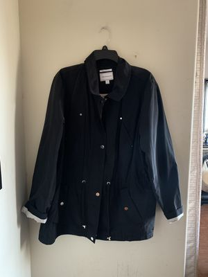 Charter club rain resistance jacket for Sale in Victorville, CA