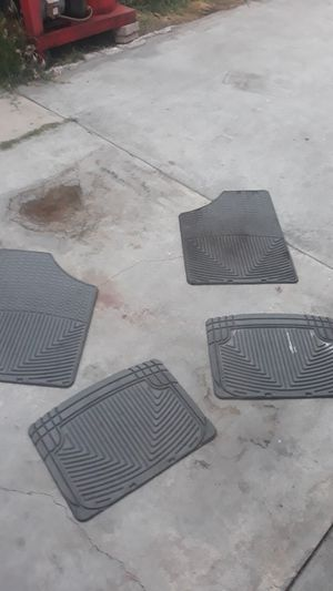 Weathertech all weather floor mats for Sale in Los Angeles, CA