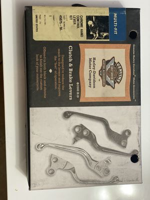 Harley Davidson clutch and brake levers for Sale in Downey, CA