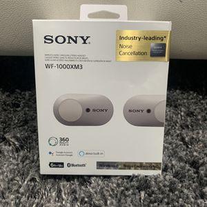 Sony True Wireless Noise Cancelling Headphones *UNOPENED* for Sale in Glendale, CA