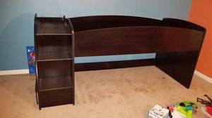 Embrace Twin Loft Bed with Right Steps for Sale in Gibsonton, FL