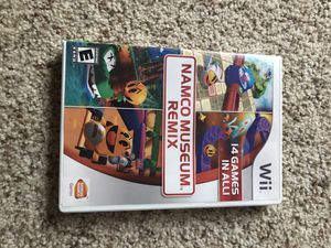 Namco museum remix (Wii only) for Sale in Springfield, VA