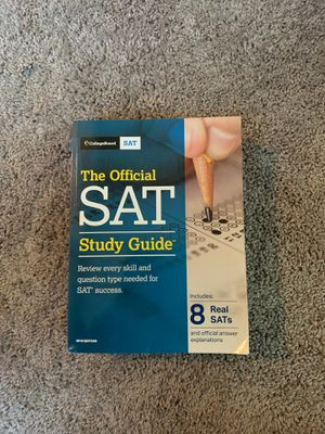 SAT study guide for Sale in Chino, CA