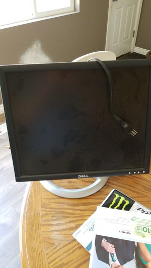 Free Dell computer monitor for Sale in Battle Ground, WA