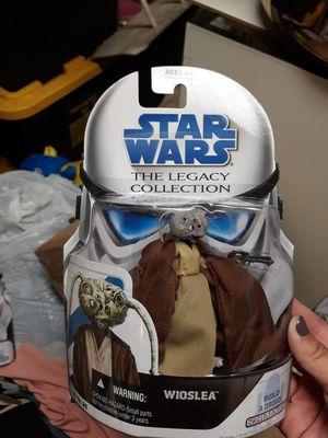 Wioslea Star Wars Collectible Action Figure for Sale in Rialto, CA