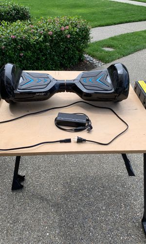 Hoverboard with Bluetooth Speakers and Lights for Sale in Snoqualmie, WA