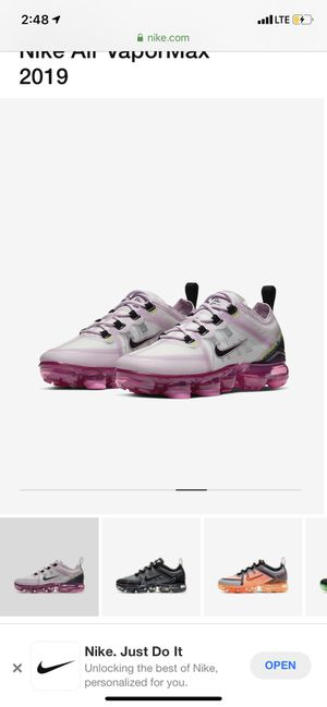 Nike Vapormax for Sale in Fort Mitchell, KY