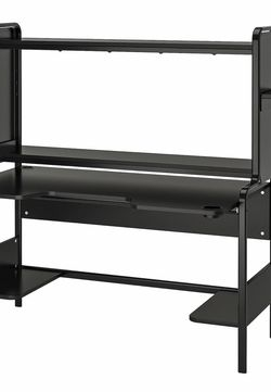 IKEA Fredde Desk BLACK for Sale in Lynnwood,  WA