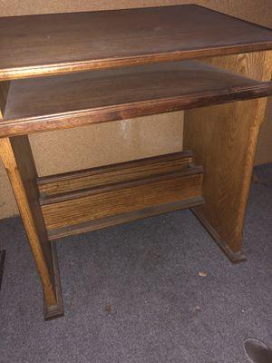 Kids Wooden Desk for Sale in El Cajon, CA