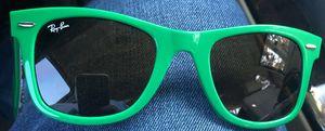 Ray Ban Green Wayfarer Sunglasses for Sale in Miami, FL