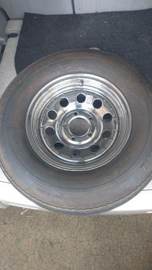 14 inch trailer tire and rim for Sale in Vallejo, CA