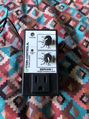 Zephyr 1 - Titan Controls for Sale in Phoenix, AZ