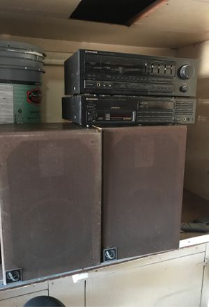 Pioneer stereo system for Sale in Chino, CA