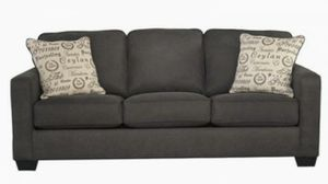 Brand New Charcoal Sofa very nice for Sale in St. Louis, MO