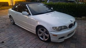 BMW Zhp!! Convertible! *Rare* White with Sand!! Mint! Won't last! 3 series 330 m package for Sale in Miami, FL