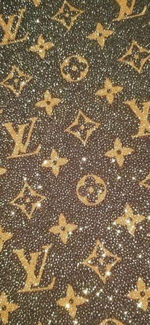 Glitter Louis Vuitton one yard for Sale in Belle Isle, FL