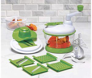 13 piece kitchen food super slicer for Sale in North Potomac, MD