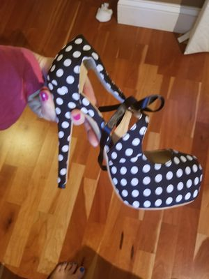 New women's heels / shoes, fun and sexy! for Sale in Orlando, FL