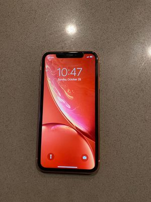 iPhone XR 128gb Unlocked for Sale in Riverside, CA