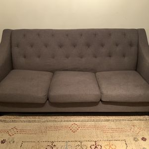 Grey Couch for Sale in Mt. Juliet, TN