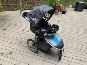 Babytrend jogging stroller for Sale in Fairfax Station, VA