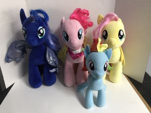 Build a Bear my little pony plush for Sale in College Grove, TN