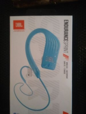 Wireless jbl headphones (endurance sprint) for Sale in Littleton, CO