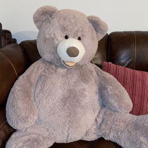 "XL 52"" Plush Bear for Sale in Pembroke Pines, FL"