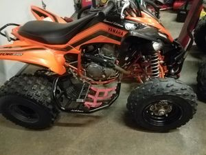 Quad ATV 2008 Raptor 250 Yamaha special edition for Sale in Graham, WA