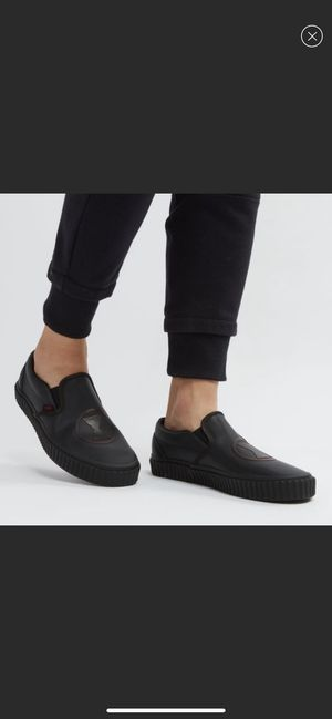 New without box Marvel Classic Slip on Black Vans for Sale in Westlake Village, CA