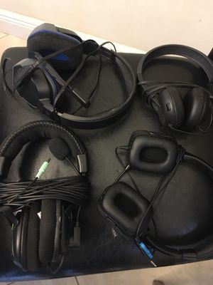 Gaming headphones 🎧 for Sale in Miami, FL