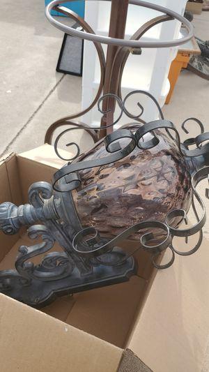 Outside light fixture for Sale in Phoenix, AZ
