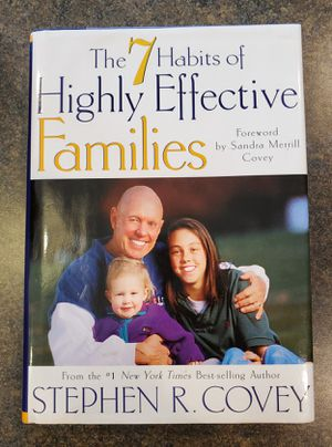 Stephen Covey's Hardcover Book for Sale in Andover, MN