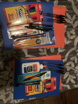 School supplies for Sale in Oklahoma City, OK