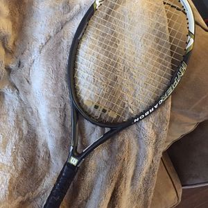 Wilson Hypercarbon Tennis Racket -very Nice for Sale in Tacoma, WA